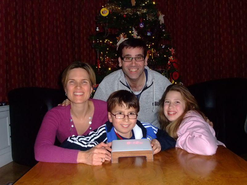 The Gibbins Family
