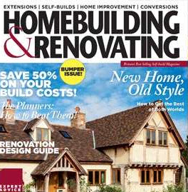 Cover homebuilding & renovating