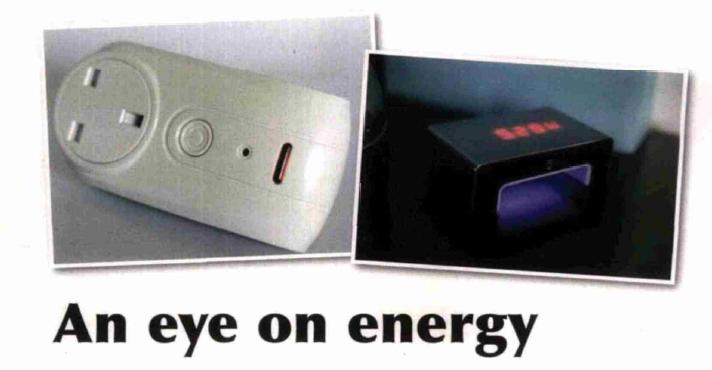An eye on energy